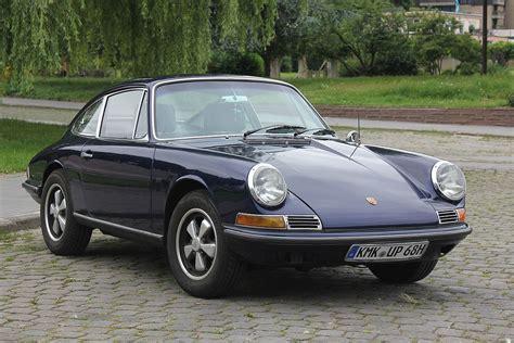 Porsche 912e by Porsche 912