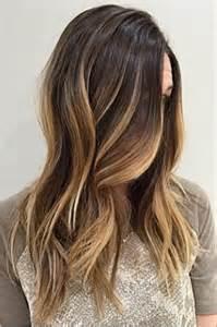 rooty brunette ombre hair color – mane interest