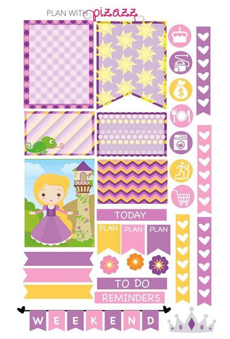 printable planner stickers disney princess theme for erin 165 best pr 237 ncipes y princesas images on pinterest