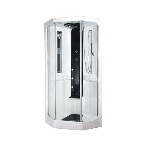 cabina doccia 90x90 cabina doccia idromassaggio marley 90x90 con sauna