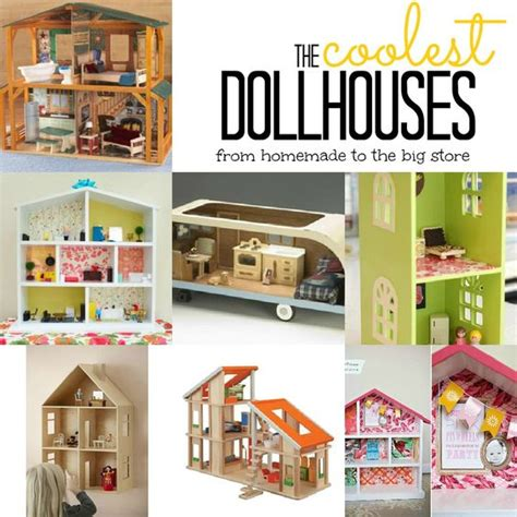 doll houses for girls cool dollhouses for boys and girls recycled materials