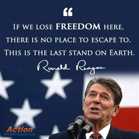 Ronald Freedom Quote