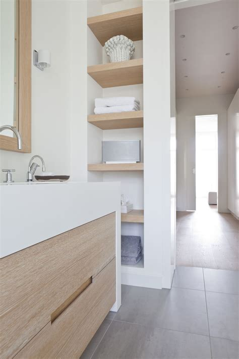 Badezimmer Einbauregal by Einbauregal Bad Unterschr 228 Nke Helle