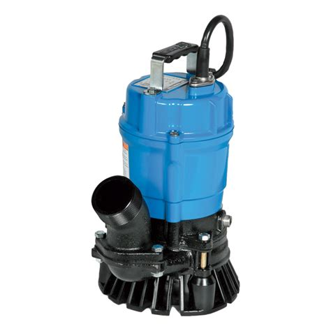 Submersible Tsurumi Tsurumi Cast Iron Submersible Trash Water 3000 Gph