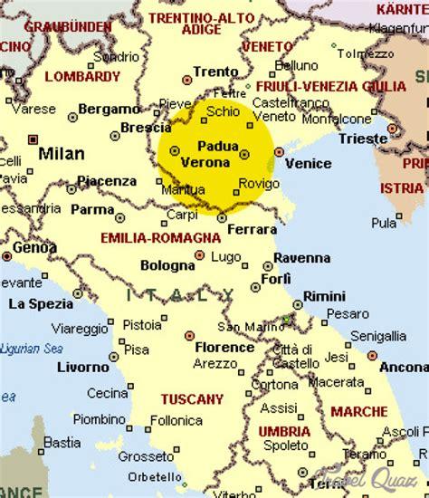 padua map padua map travelquaz