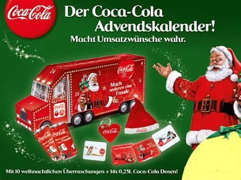 coca cola weihnachtskalender emmendingen der coca cola adventskalender jetzt