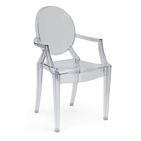 louis ghost armchair ghost chair