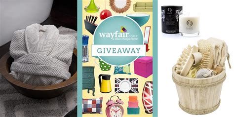 Wayfair Giveaway - home spa pering beauty relaxing set wayfair giveaway competition