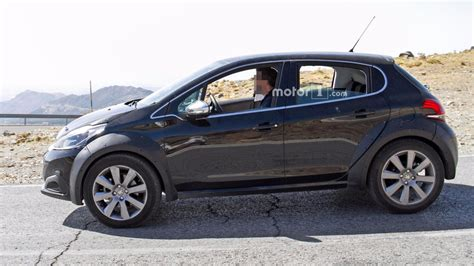 peugeot 1008 used is this spied peugeot 208 the next gen or a 1008 tiny