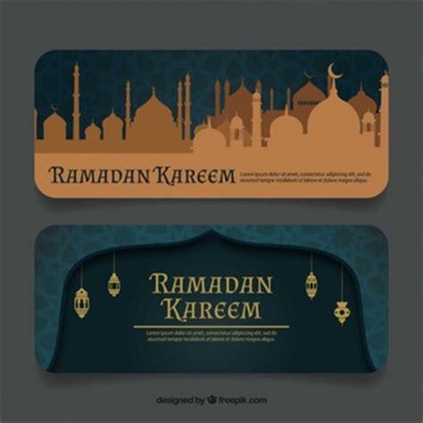 design banner ramadan arabic vectors photos and psd files free download