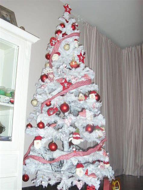 como decorar mi arbol de navidad color blanco 193 rbol de navidad blanco decoraci 243 n