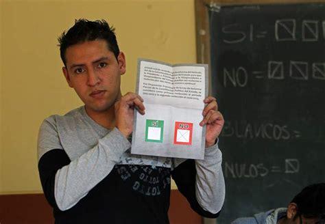 elecciones en boliva 2016 art 113 de isr 2015 newhairstylesformen2014 com