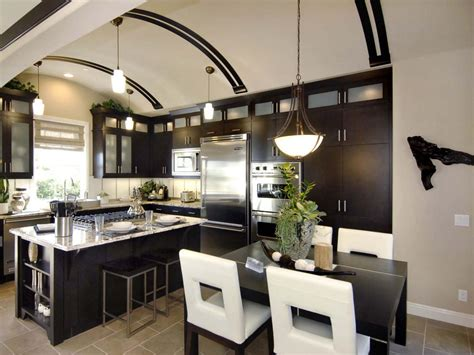 kitchen styles ideas kitchen layout templates 6 different designs hgtv