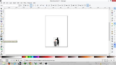 cara membuat poster menggunakan gimp tutorial membuat poster dengan gimp dan inkscape