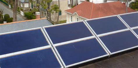 Panneau Solaire Pour Maison 1166 by Panneaux Solaire Thermique 1 L Nergie Utilis E Tpe