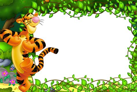 imagenes infantiles de winnie pooh kids frame winnie the pooh 02 descargar marcos