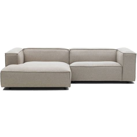sofa banking dunbar modulaire bank sofa polvere 21 beige living and co