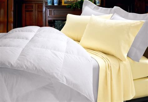 best synthetic comforter cuddledown 300tc synthetic stylish stripe comforter king