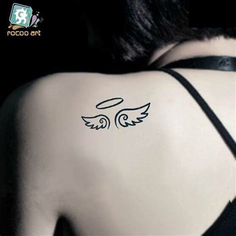tattoo cost small compare prices on small angel tattoo online shopping buy