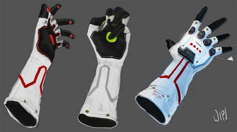 layout gloves new glove design image q u b e indie db