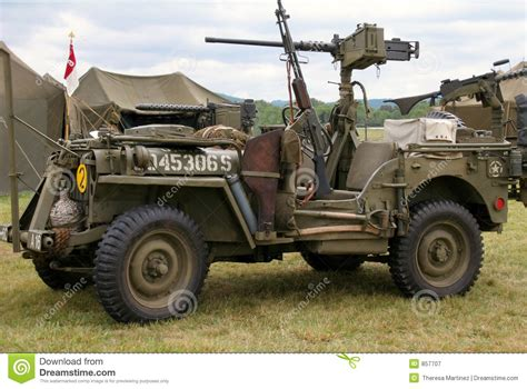 ww2 jeep with machine gun war ii jeep fightin forties jeeps