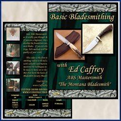 the complete bladesmith forging your way to perfection books basic bladesmithing with ed caffrey abs