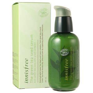 Harga Innisfree Green Tea Seed Serum 20 serum pemutih wajah yang bagus dan aman