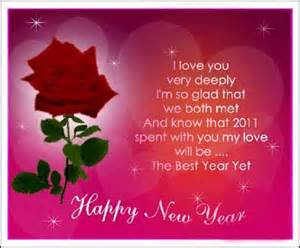 beautiful happy new year wishes photo