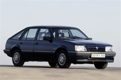opel ascona opel ascona 1 8 s cd manual 1987 1988 84 hp 5 doors