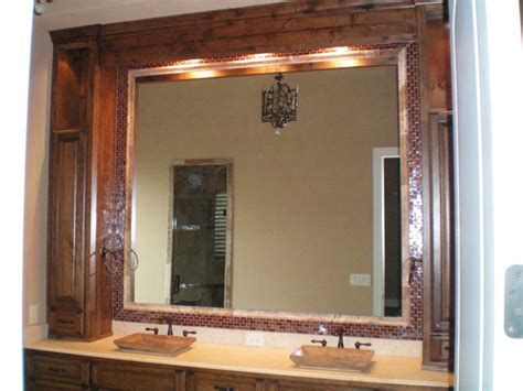 Border For Bathroom Mirror | borders for mirrors in bathrooms bathroom mirror border