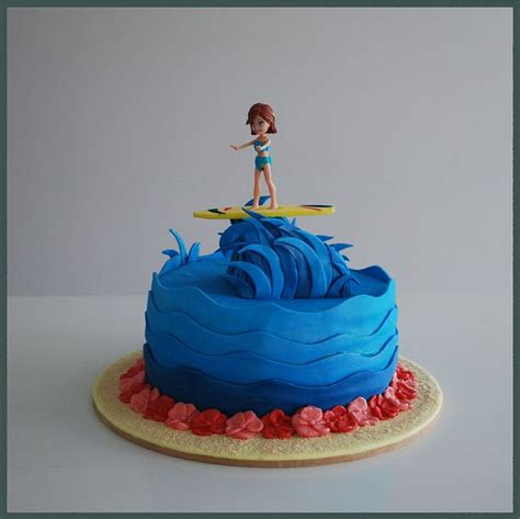 Surf Cake Decorations by Surfer Birthday Cake Search Cake Decoration