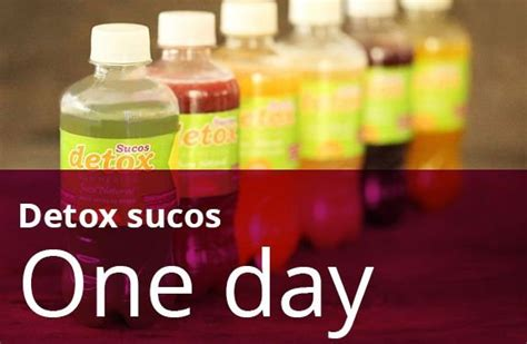 One Day Detox Kit by One Day Detox Sob Medida Nutri 231 227 O Inteligente