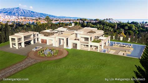 Mansion For Sale marbella mansions for sale gt guadalmina 209 gt mansion view