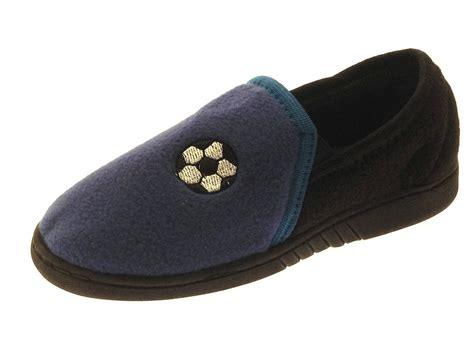 boys camo slippers boys soft fleece slippers mules camo football check