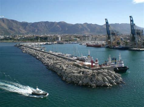 il porto di palermo sicilia