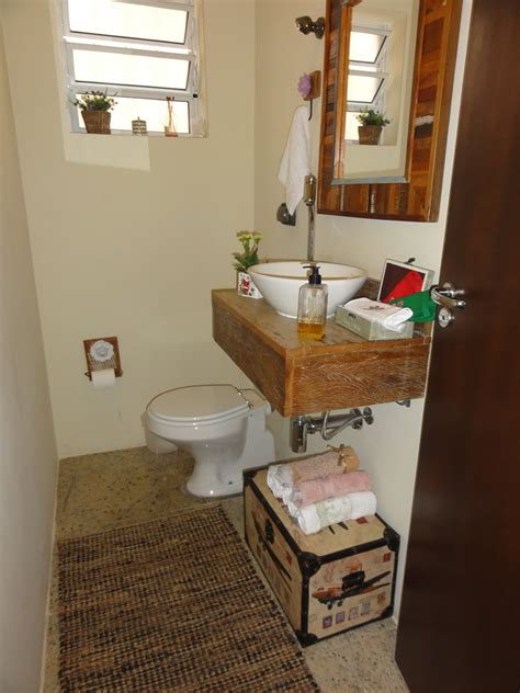 Interior Decor by Como Decorar Lavabos Pequenos 15 Modelos Inspiradores