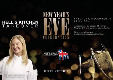 hell s kitchen takeover new year s 2016 tickets