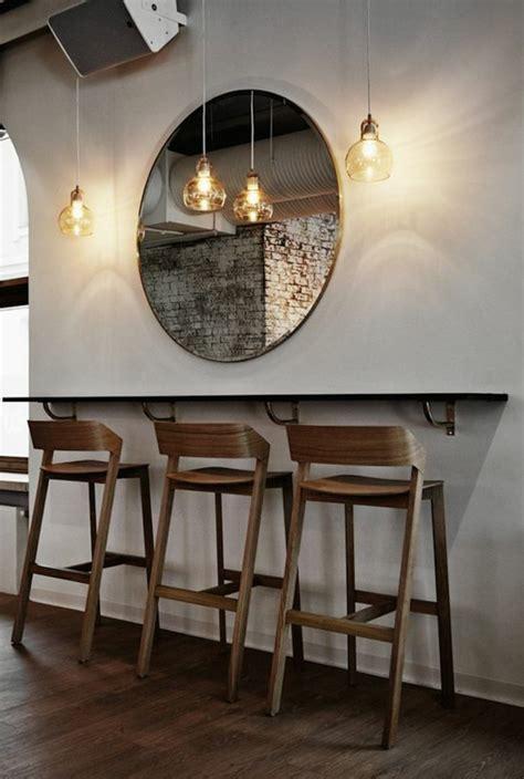 chaises suspendues la chaise de cuisine moderne en 62 photos inspirantes archzine fr