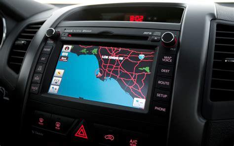Kia Navigation Update 2011 Kia Sorento Sx Awd Navigation Photo 5