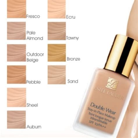 estee lauder foundation colors 65 estee lauder other estee lauder foundation
