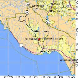 felton california map felton california ca population data races housing