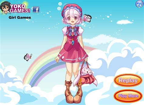 anime boy dress up rinmaru avatar creators and anime