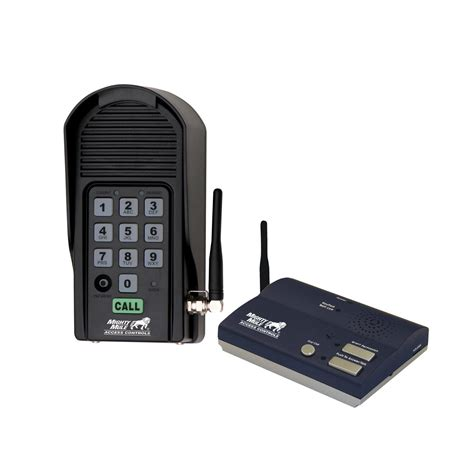 wireless system for home wireless gate intercom systems for home