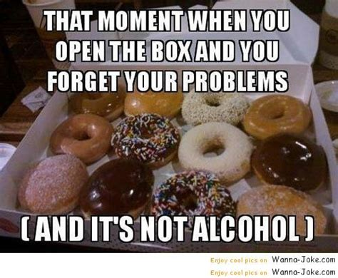 Funny Donut Meme - funny quotes about donuts quotesgram