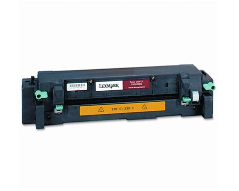 Toner Lbc lexmark c500 oem fuser unit 60 000 pages quikship toner