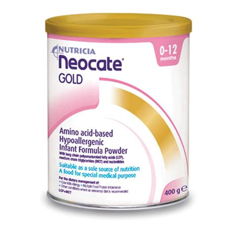 neocate gold lcp 400gr buy neocate gold 400g at chemist warehouse 174