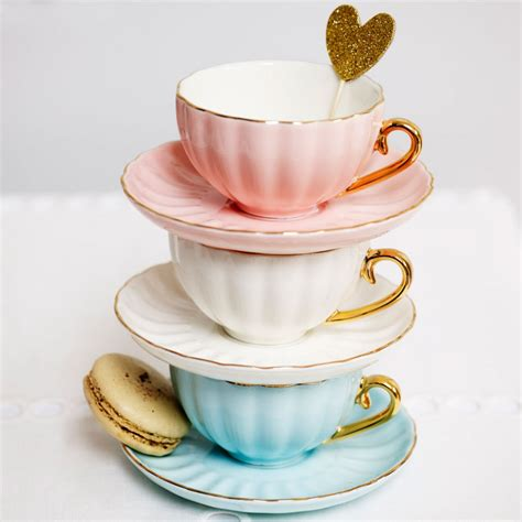 Bombay Home Decor belle teacup in duck egg blue bombay duck