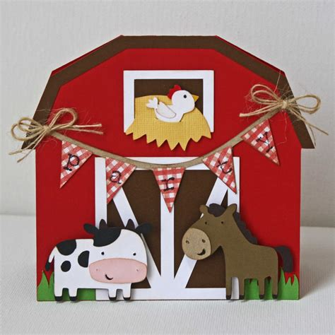 farm birthday invitations set of 24 and large happy