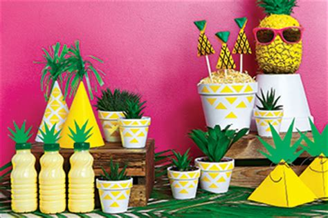Throw A Pineapple Party Todays P Nt