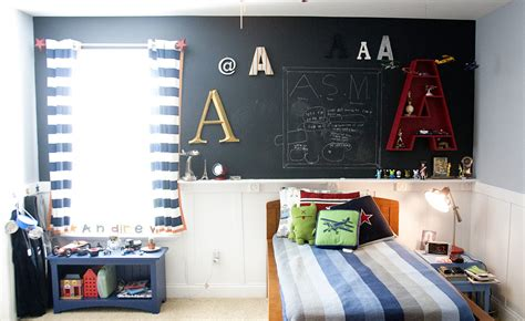 chalkboard paint ideas bedroom boys bedroom ideas the polkadot chair chalkboard